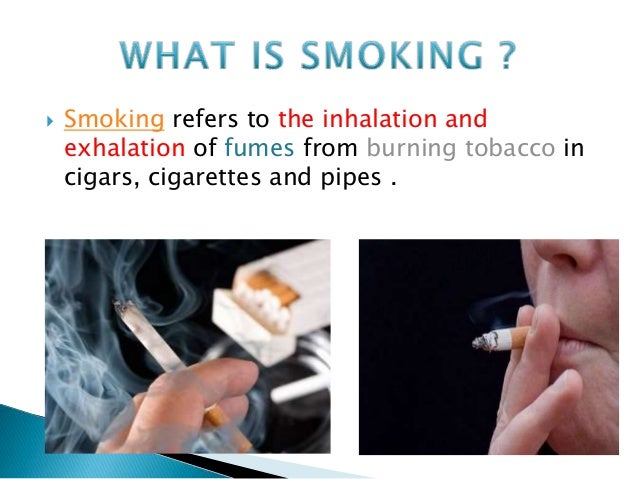 smoking introduction pdf
