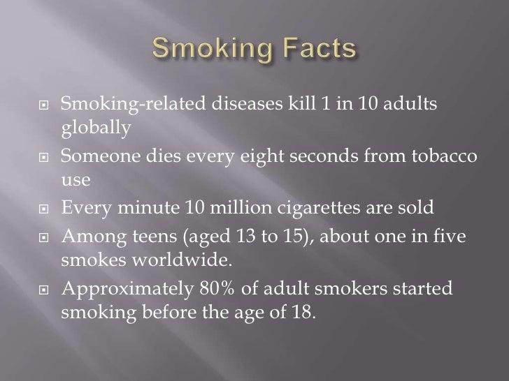 Smoking Facts ...