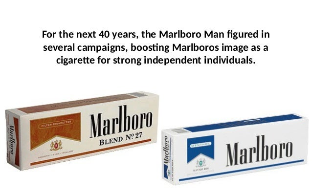 Cigarettes Marlboro from UK reviews