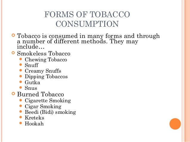 an essay on health hazards of smoking tobacco The effects of smoking tobacco not only affect the user but is known to be a primary cause of harmful effects on health effects of tobacco essay.