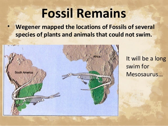 Paleoclimate Evidence; 9. The Seafloor Spreading Theory ...