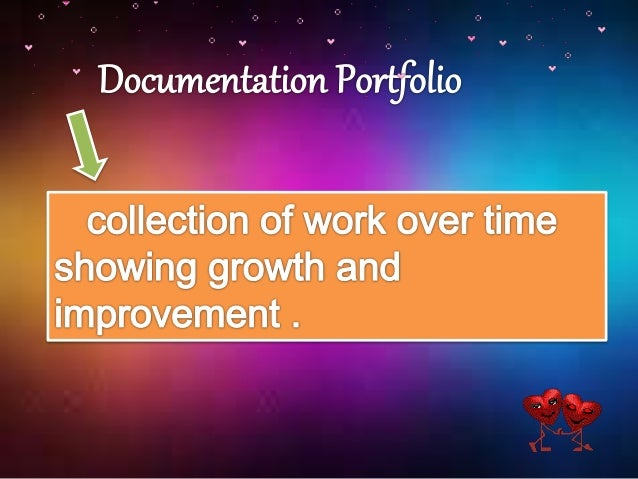 Types of Portfolio Slide 2