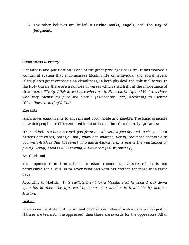 Importance & Significance of Islamic Civilization Slide 2