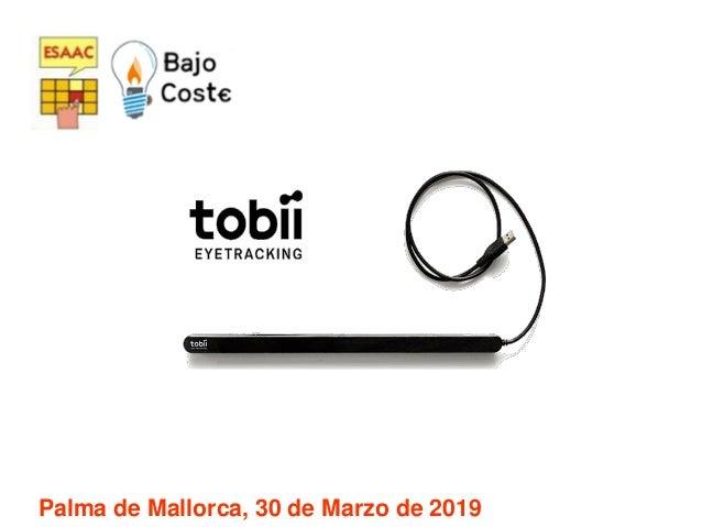 Setefilla López. Palma de Mallorca, 30 de Marzo de 2019