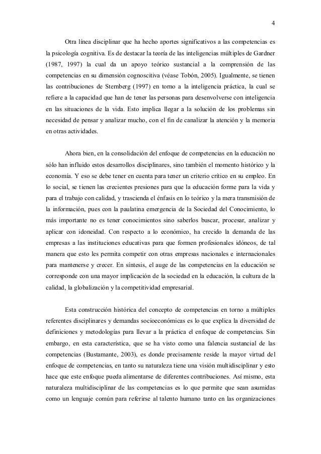 4 Otralíneadisciplinarquehahechoaportessignificativosalascompetenciases lapsicologíacognitiva.Esdedestac...
