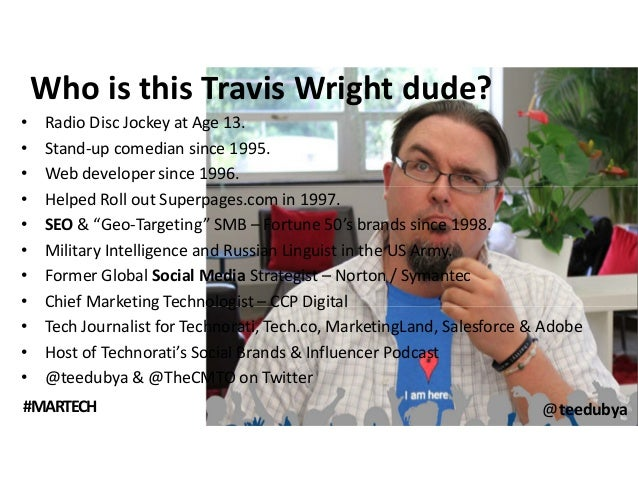 To Build Or Buy A Marketing Cloud By Travis Wright Slide 2