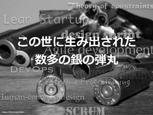 Lean Startup https://flic.kr/p/6uRsA Agile development DevOps Theory of constraints Design Thinking Human-centered design d...