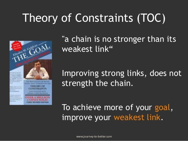 theory of constraints and queuing theory Application of queueing theory to port congestion  queuing model was applied to  island port despite many constraints has continued to cope with the.