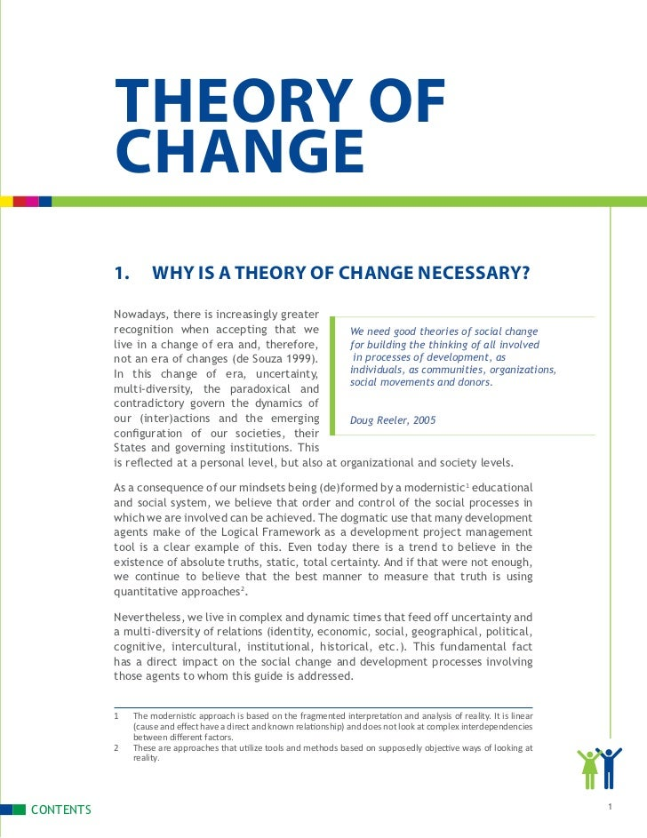 change theories in nursing So, where does nursing theory fit in the future of nursing and what theory is most  applicable to usage by the professional nurse in this changing health care.