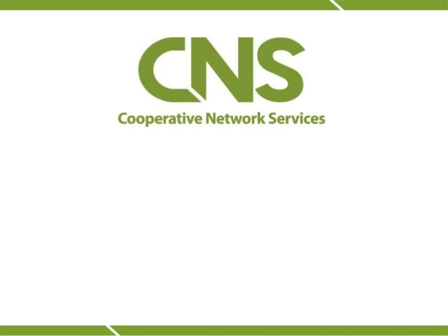 CNS Overview