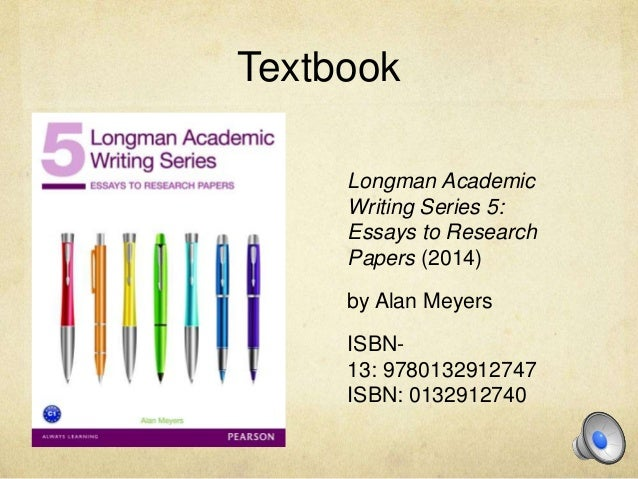 Longman Academic Series 5 Answer Keys