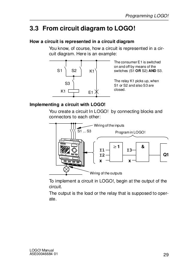 logo e  37 29 logo manual a5e00046684 01 3 3 from circuit diagram
