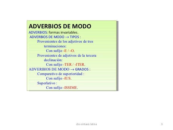 Toda la sintaxis Slide 3