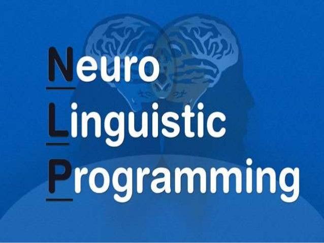 neuro linguistic programming