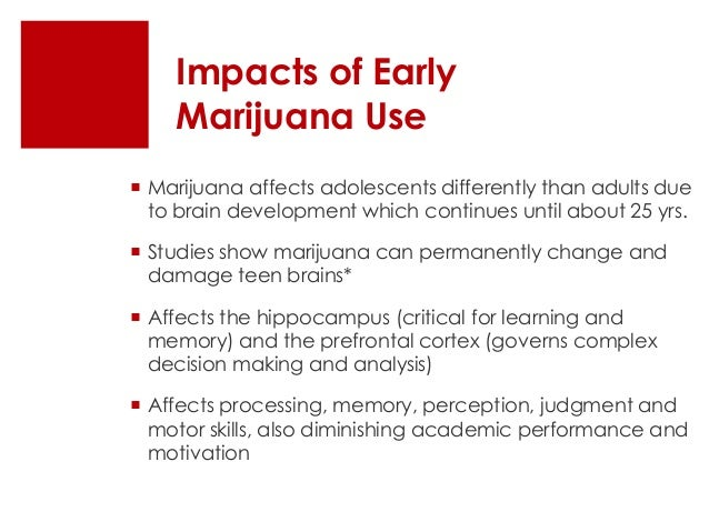 Cannabis use and cognitive dysfunction