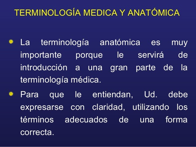 Todo de generalidades de anatomia