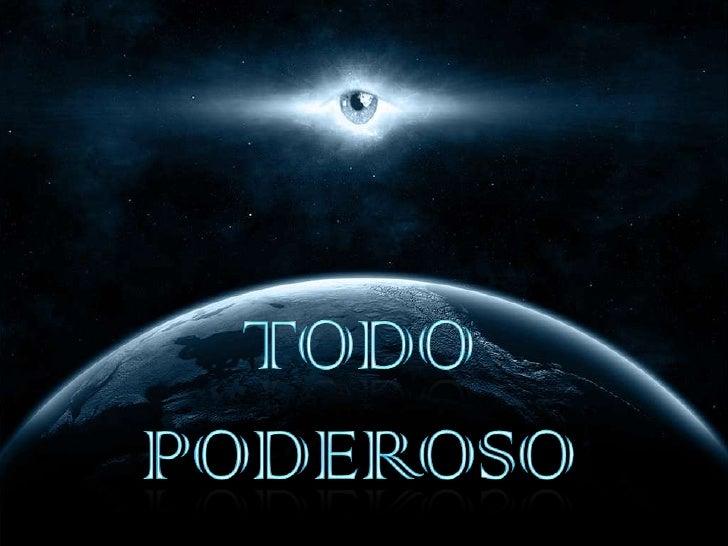 TODO PODEROSO<br />