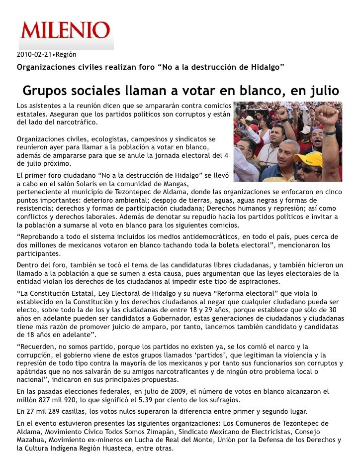 Claves Porcentaje • En las elecciones de julio pasado, el Partido Social Demócrata no alcanzó el registro al registrar men...