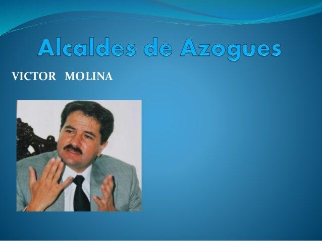 VICTOR MOLINA