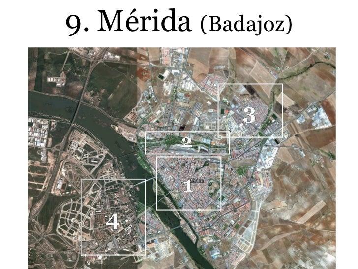 barrios de merida espana