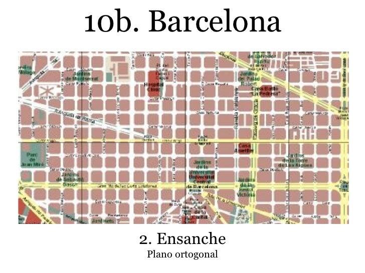 Blogtizona Tipos De Planos Urbanos Ampliación