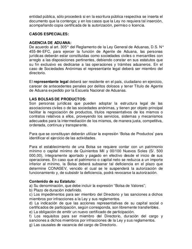 Todos Los Tipos De Sociedades Constitución De Empresas Peru