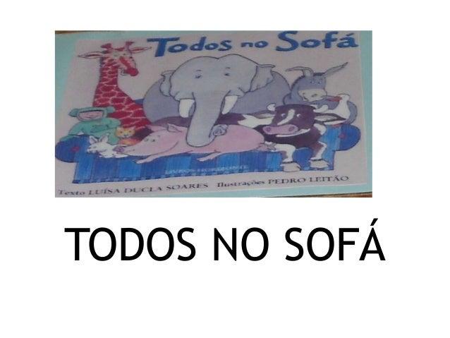 TODOS NO SOFÁ