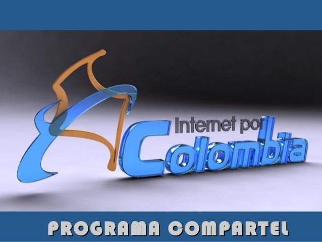PROGRAMA COMPARTELPROGRAMA COMPARTEL