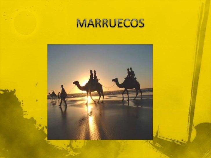 MARRUECOS<br />