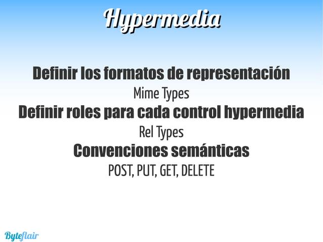 "HypermediaHypermedia GET / Headers Link: <https://api.domain.com/vehicles>; rel=""vehicles"": <https://api.domain.com/users>..."