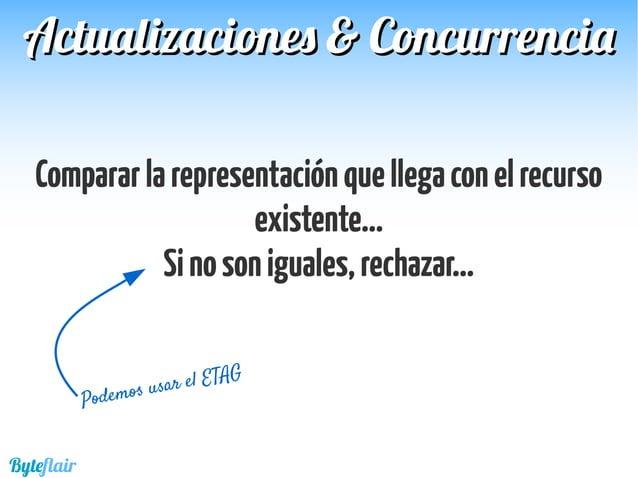 Compararlarepresentaciónquellegaconelrecurso existente... Sinosoniguales,rechazar... Siesposible,informaralclientedelasvio...