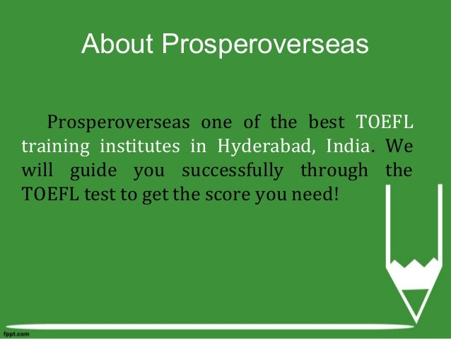 What are some good TOEFL exercises?