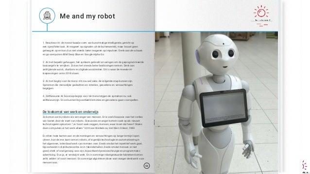 paulblok.com   1. Reactieve AI: de meest basale vorm van kunstmatige intelligentie, gericht op een specifieke taak. AI r...
