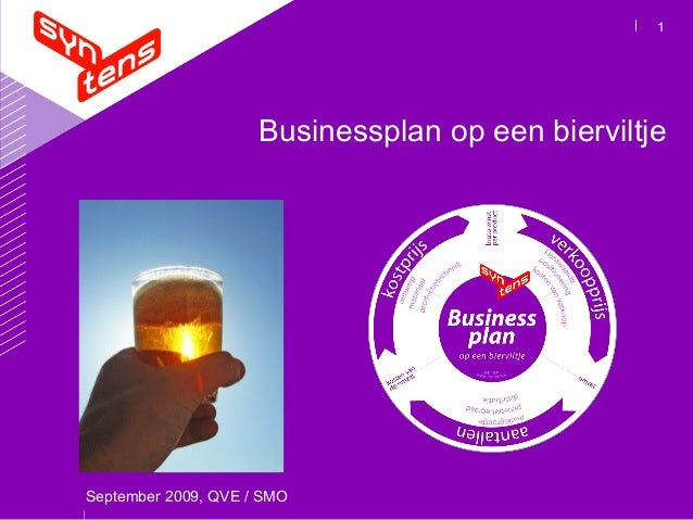 Businessplan opstellen