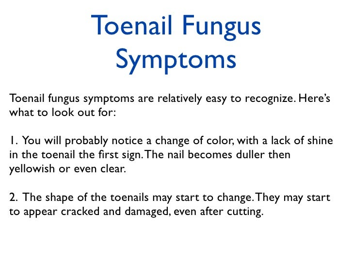 Toenail Fungus Symptoms, Causes, Treatments, Prevention
