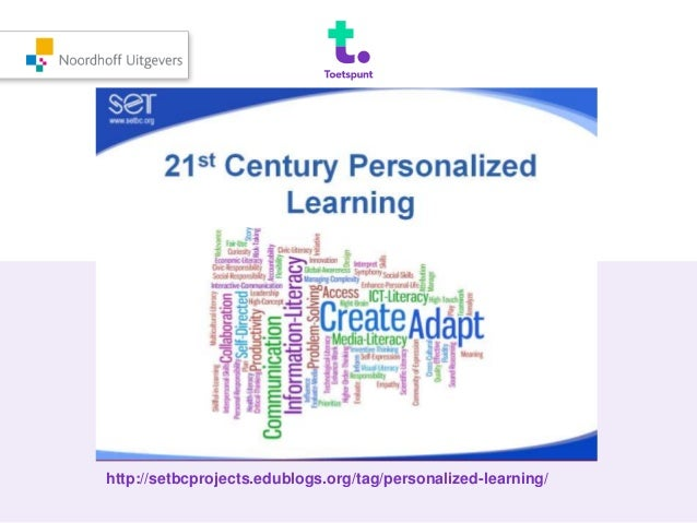 Zelf een toets maken als leerling  http://setbcprojects.edublogs.org/tag/personalized-learning/