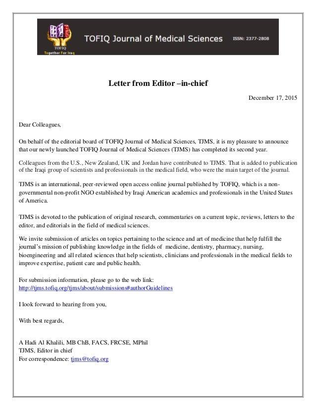 Tofiq j  medical sciencesمجلة توفيق الطبية 2 no 2 2015