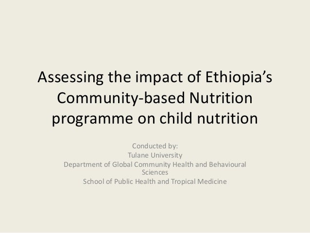 effect of nutrition on children Effect of nutrition on dental health from one to parents should of course concentrate on giving their children snacks to promote good nutrition and.