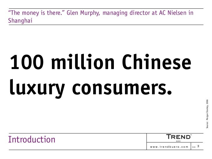 LUXURY IN CHINA: Get Rich Is Glorious Slide 3