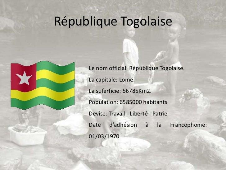 Togo  Slide 2