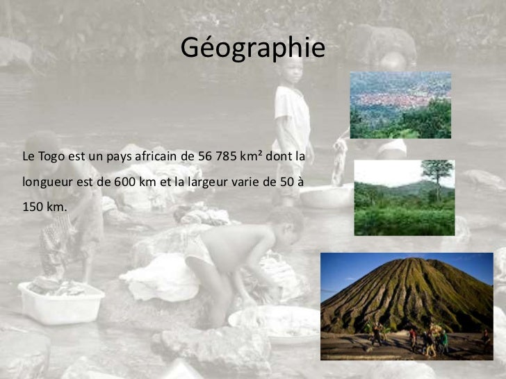 Togo  Slide 3