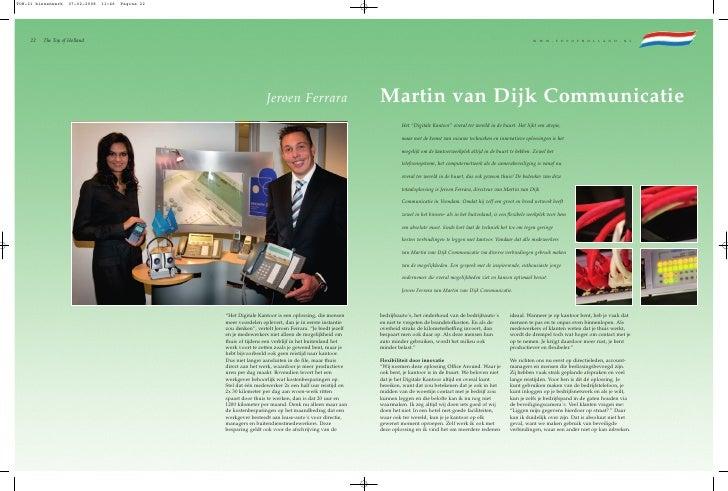 TOH-21 binnenwerk    07-02-2008   11:46   Pagina 22          22   The Top of Holland                                      ...