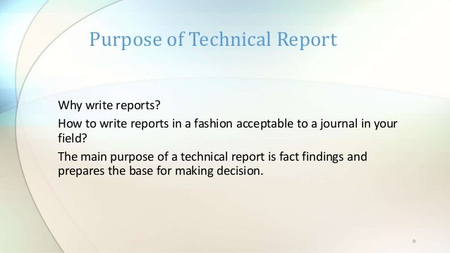 types of technical report writing Technical writers at the start of their careers often find themselves confused as to what constitutes technical writing in the first place there are many different.