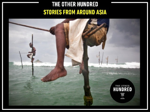 The Other Hundred is a unique photo-book project aimed as a counterpoint to the Forbes 100 and other media rich lists by t...