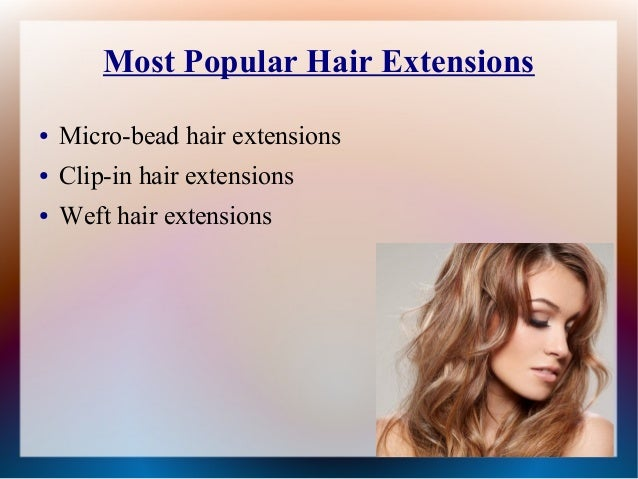 Hair Extensions From Lavadene Hair Extensions Sydney