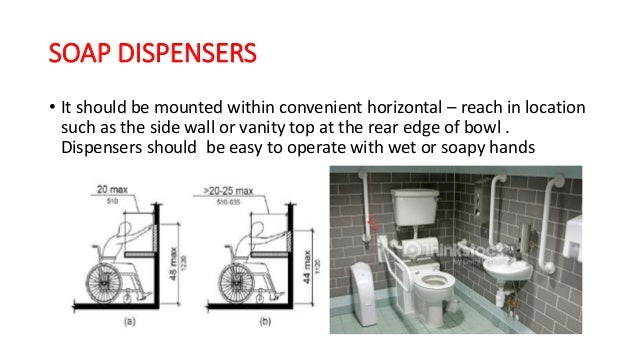 Toilet For Physically Challenged