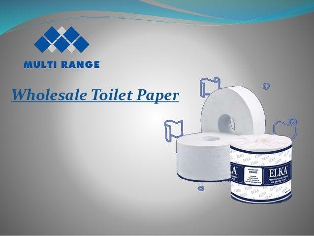 Wholesale Toilet Paper : Wholesale toilet paper