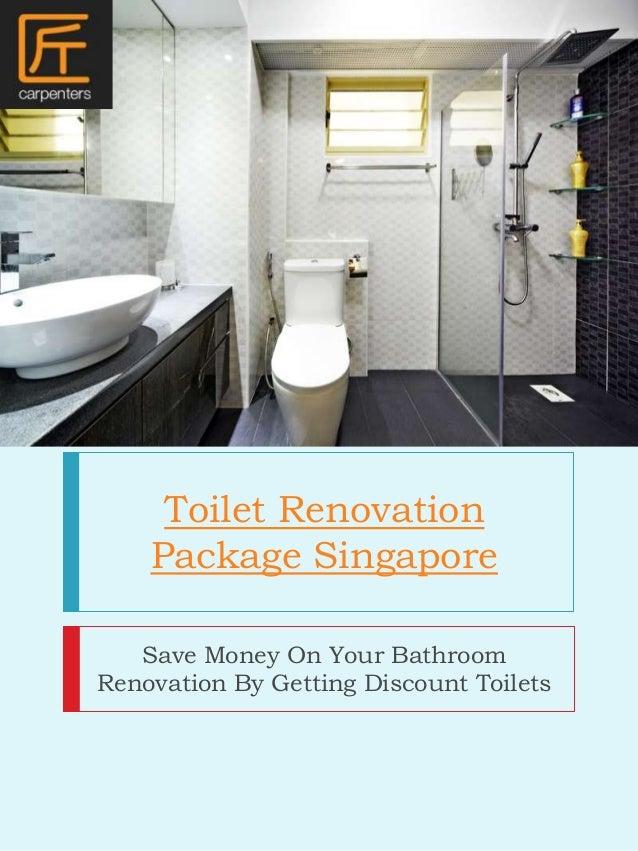 Toilet Interior Design Singapore