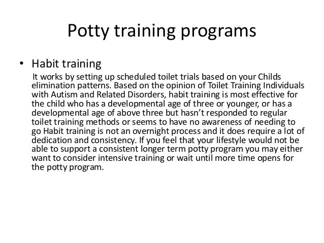 the trials of toilet training Raising puppies at 3 to 3 ½ weeks  do not use treats when potty training as it takes the dog's focus off of the business at hand and puts it on the food.
