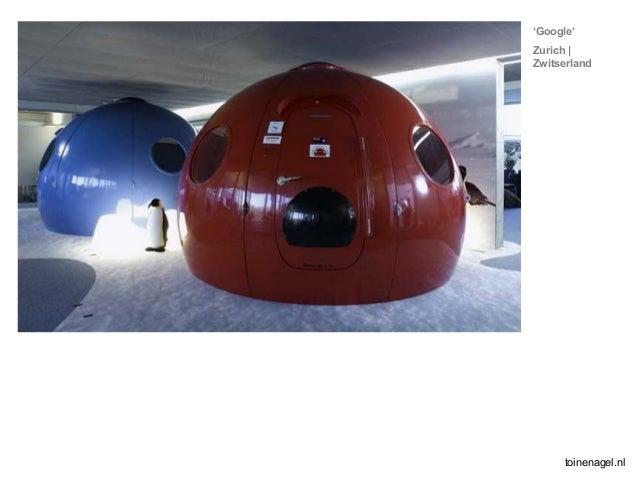 'Google' Zurich | Zwitserland  toinenagel.nl